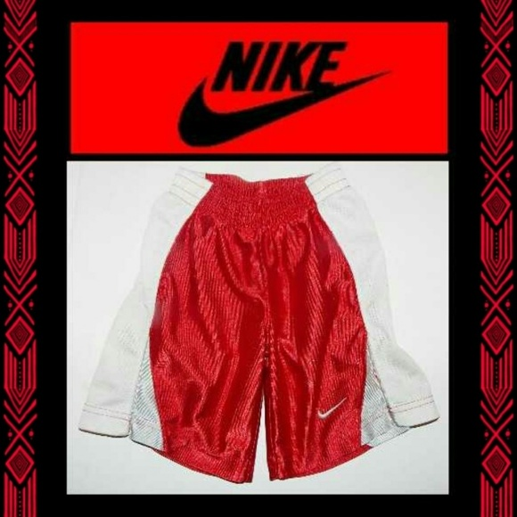 08be5d592b0 BUY 2 GET 1 FREE SALE Red and White Nike Shorts!!